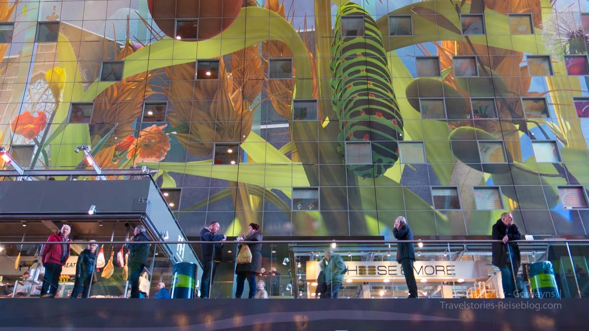 Markt Walhalla Die Neue Markthalle In Rotterdam Travelstories Magazin