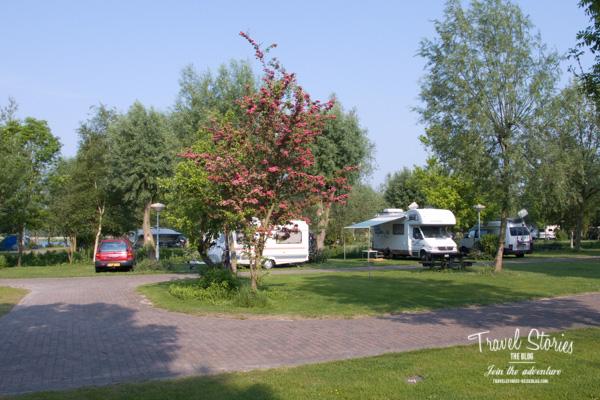 Camping AMS 1