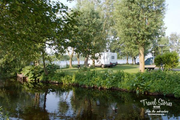 Camping AMS 2