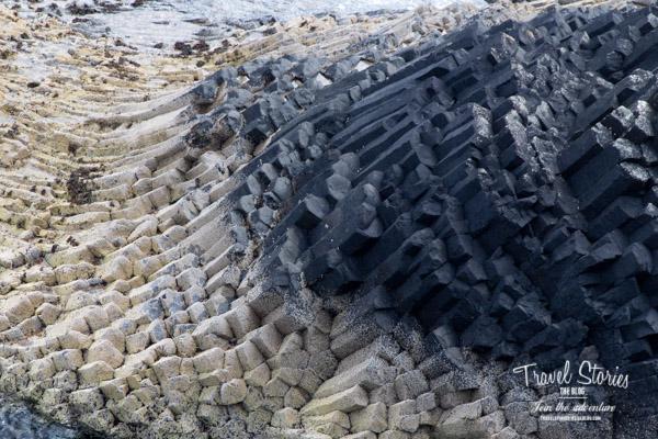Interessante Basaltformationen