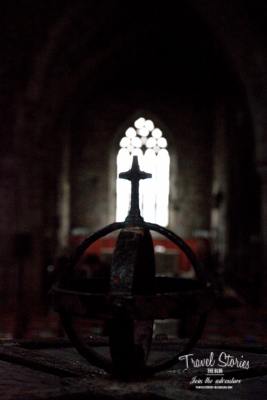 In der Iona Abbey