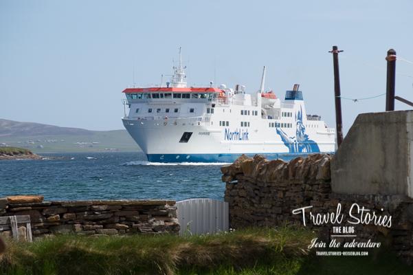 Orkney Inseln Stromness