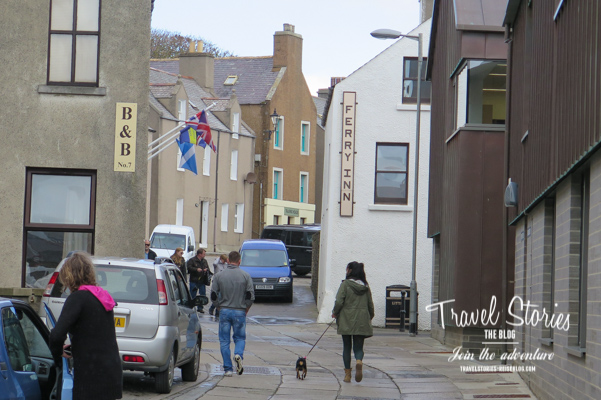 Ferry Inn in Stromness