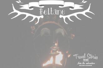 Coverphoto Beltane  by Sabine Mey-Gordeyns