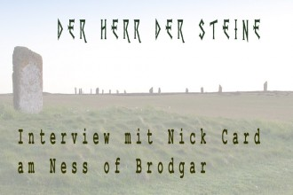 Coverphoto Ness of Brodgar