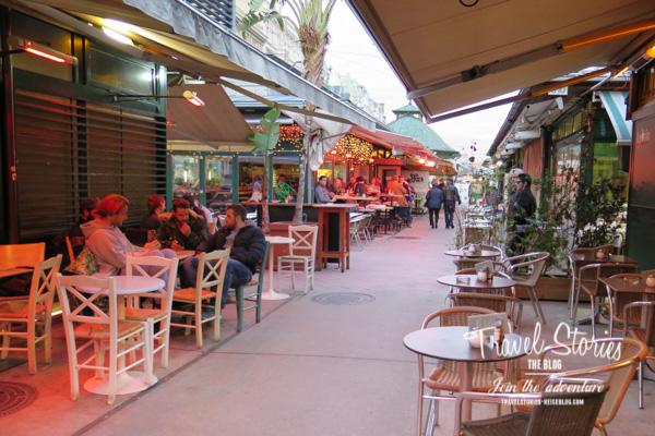 Restaurants am Naschmarkt