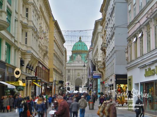 Innenstadtszene