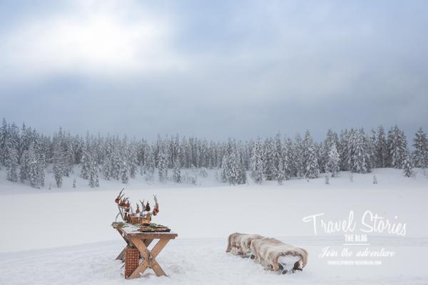 Ein Sehnsuchtsort in Schwedisch Lappland ©Sabine Mey-Gordeyns