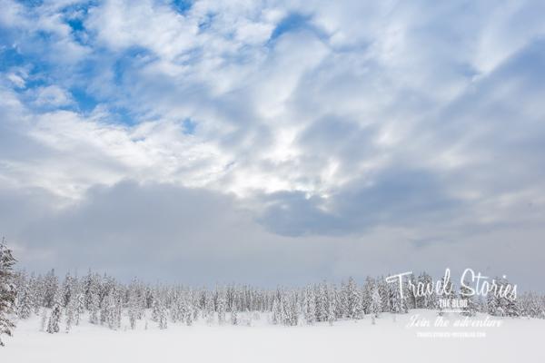 Weite, Wildnis, Stille ©Sabine Mey-Gordeyns