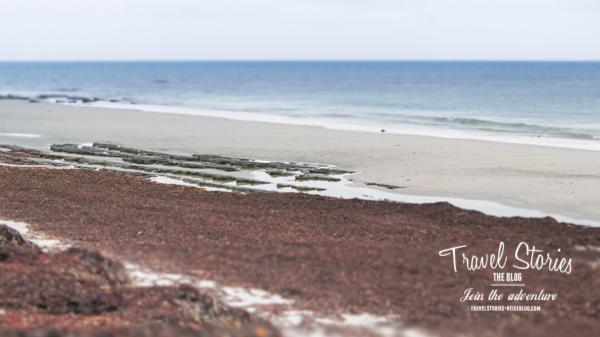 Endlose Sandstrände auf Sanday ©Sabine Mey-Gordeyns