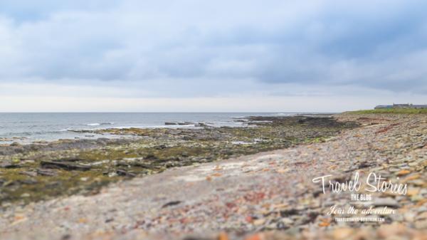 Himmel, Strand und Meer - Sanday ©Sabine Mey-Gordeyns