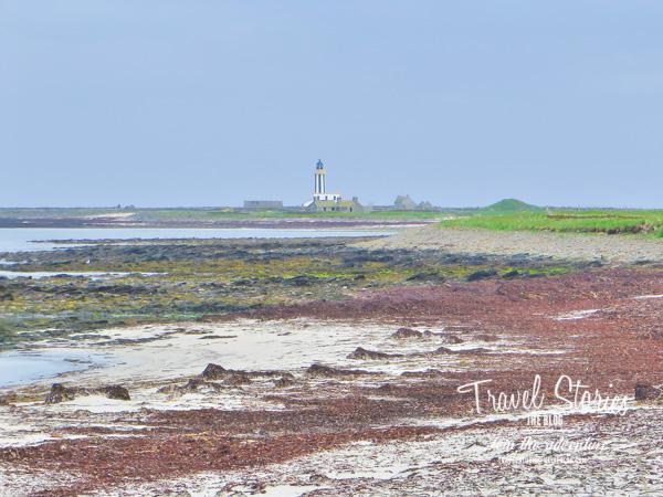 Blick auf Start Point Lighthouse ©Sabine Mey-Gordeyns