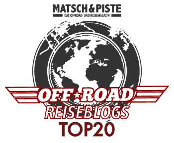 LogoTop20OffroadReiseblog