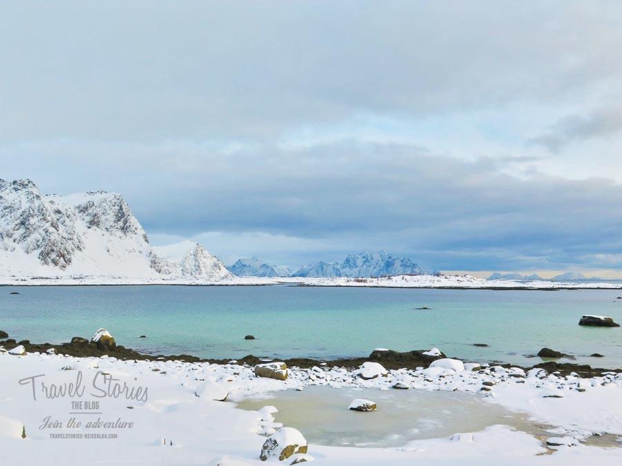 Lofoten im Winter: eine nordische Symphonie ©Sabine Mey-Gordeyns