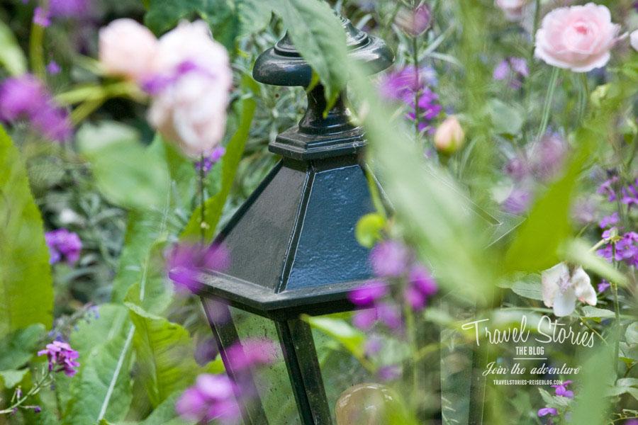 Lauschiges Plätzchen im Garten ©Sabine Mey-Gordeyns