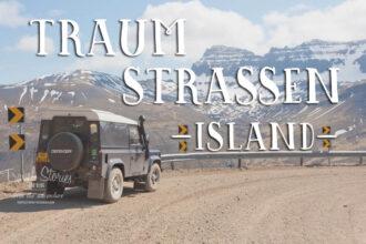 Traumstraßen in Island ©Sabine Mey-Gordeyns