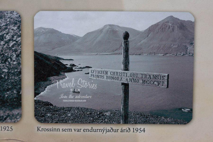 Altes Foto von 1954 vom Naddakross ©Sabine Mey-Gordeyns