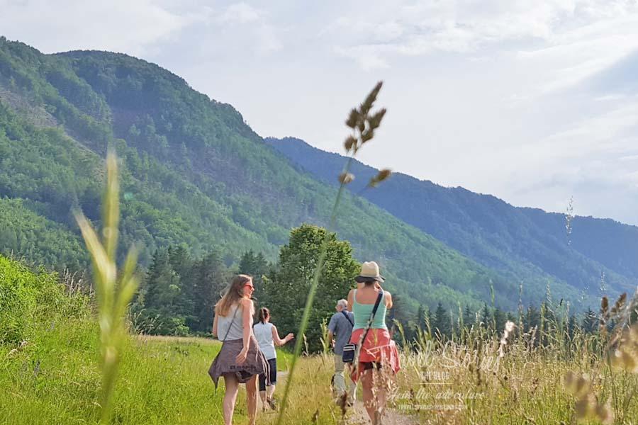 Streifzug durch das Rosental in Kärnten ©Sabine Mey-Gordeyns, travelstories-reiseblog.com