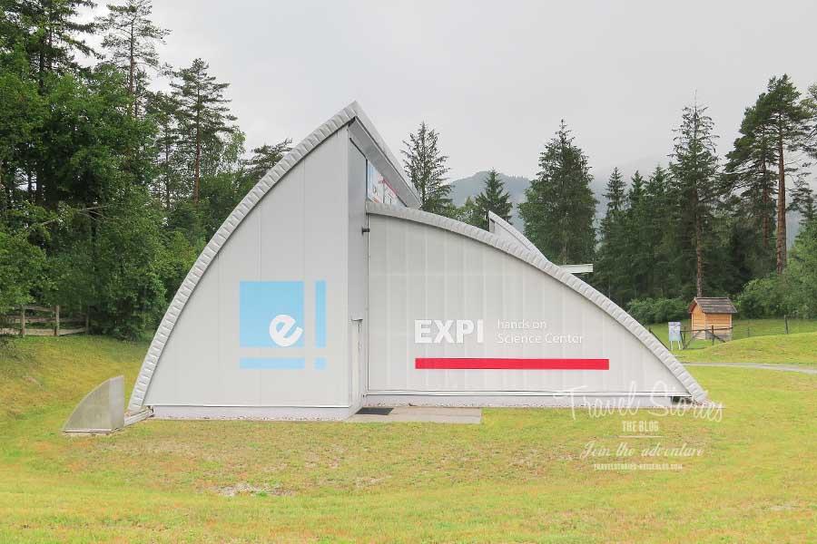 Das Expi im Rosental - ideal für Ausflüge bei Regen in Kärnten ©Sabine Mey-Gordeyns, travelstories-reiseblog.com