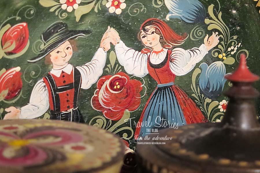Das traditionelle Leben hat Maria liebevoll dokumentiert ©Sabine Mey-Gordeyns, travelstories-reiseblog.com