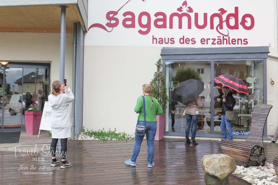 Sagamundo - Haus des Erzählens in Döbriach am Millstätter See ©Sabine Mey-Gordeyns, travelstories-reiseblog.com