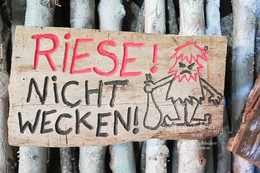 Vorsicht, Mirnock-Riese! ©Sabine Mey-Gordeyns, travelstories-reiseblog.com
