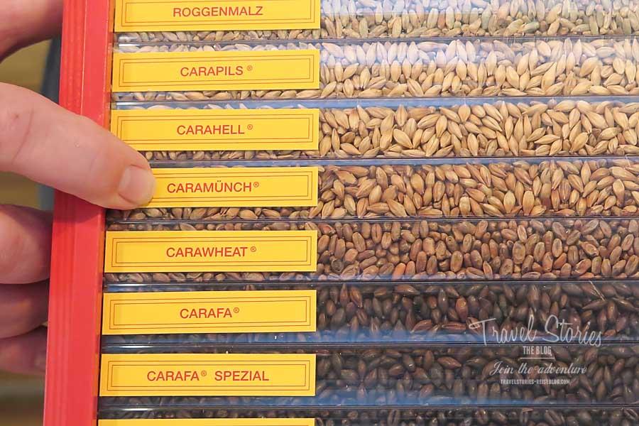 Der Grad der Röstung entscheidet über den Geschmack ©Sabine Mey-Gordeyns, travelstories-reiseblog.com