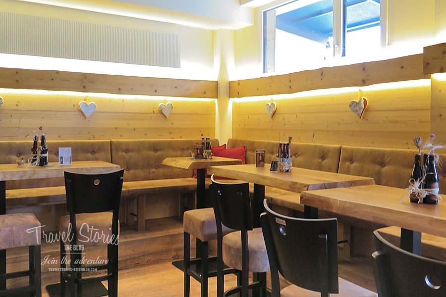 Gemütliches Ambiente für eine Bierverkostung bei der Shilling Brauerei ©Sabine Mey-Gordeyns, travelstories-reiseblog.com