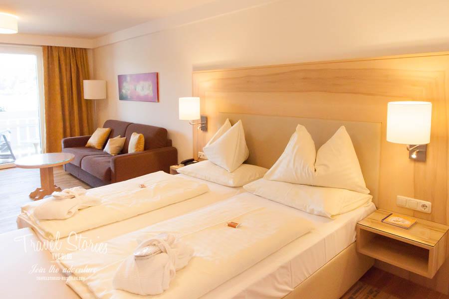 Schlafkomfort ©Sabine Mey-Gordeyns, travelstories-reiseblog.com
