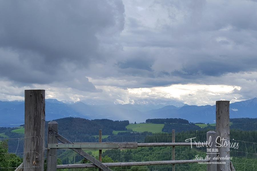 Aussicht vom Petschnighof © Sabine Mey-Gordeyns, travelstories-reiseblog.com