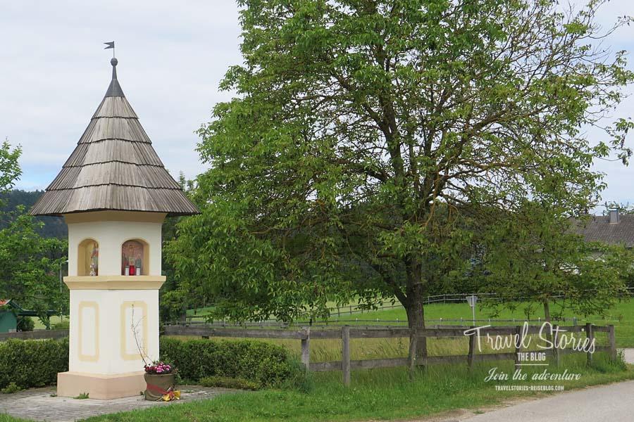 Bildstock in Kärnten  © Sabine Mey-Gordeyns, travelstories-reiseblog.com