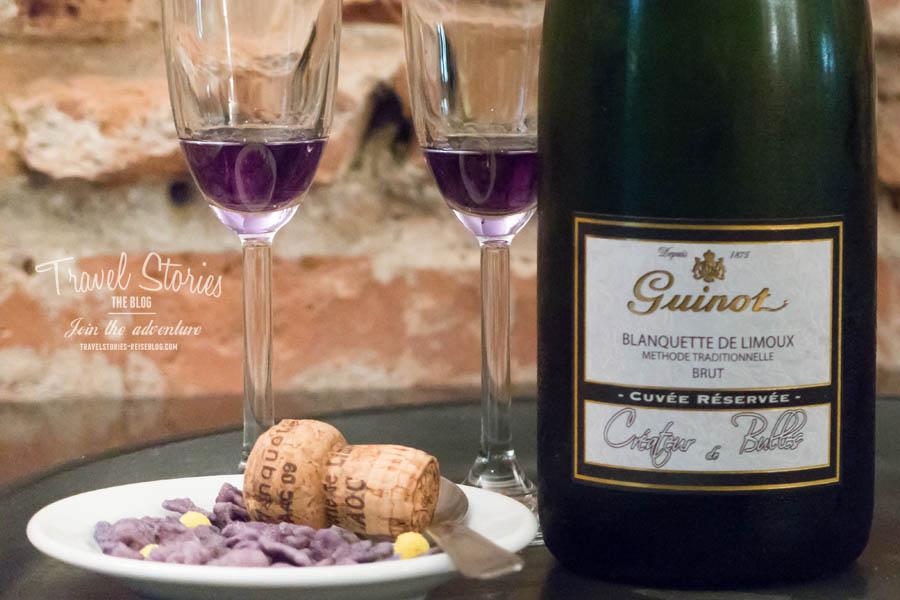 Wein und Genuss in Frankreich