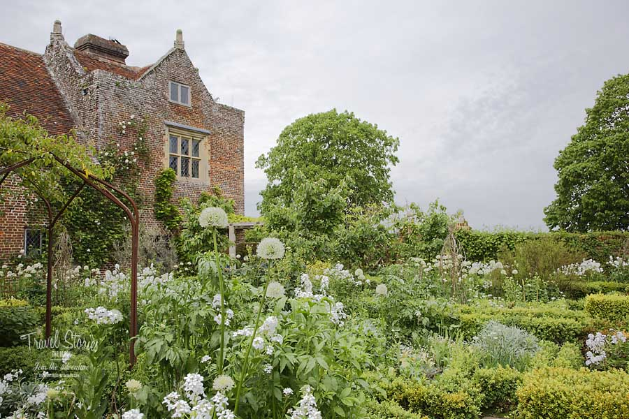 die sch nsten g rten in england sissinghurst castle garden in kent travelstories magazin. Black Bedroom Furniture Sets. Home Design Ideas