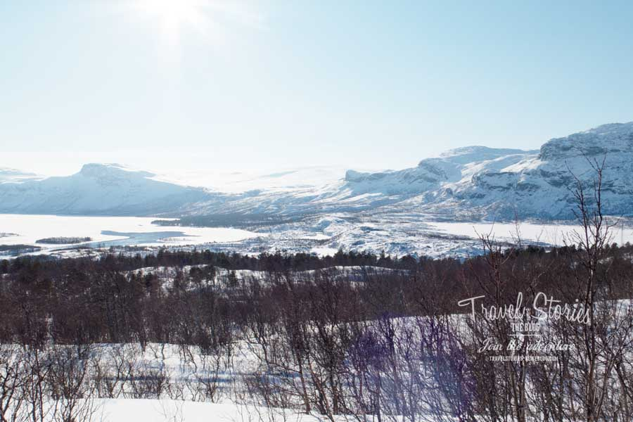 Laponia - Panorama ©Sabine Mey-Gordeyns, travelstories-reiseblog.com