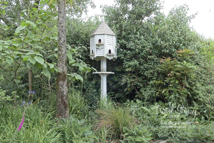 Vogelhaus in den Lost Gardens of Heligan in Cornwall © Sabine Mey-Gordeyns, travelstories-reiseblog.com